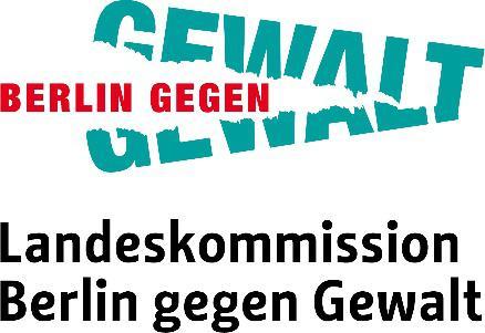 Logo Landeskommission Berlin gegen Gewalt